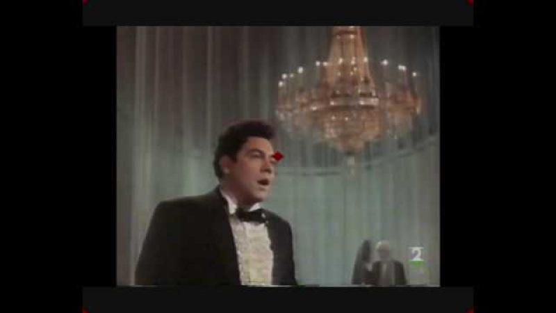 Mario Lanza sings Amor ti vieta from the movie Serenade