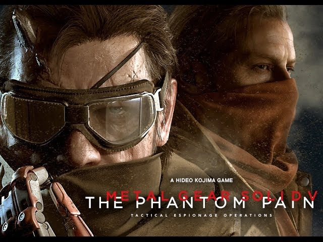 Metal Gear Solid V: The Phantom Pain - Трейлер Е3 2014.[RU]