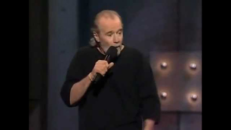 Джордж Карлин - Снова за старое 1990г.