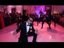 Очень крутой свадебный танец жениха