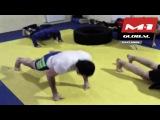 Подготовка Рамазана Эмеева к M-1 Challenge 63, 4-е декабря, Санкт-Петербург