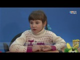 26.02.2016 Гість студії Дарина Плескач та презентація власного мільтфільму