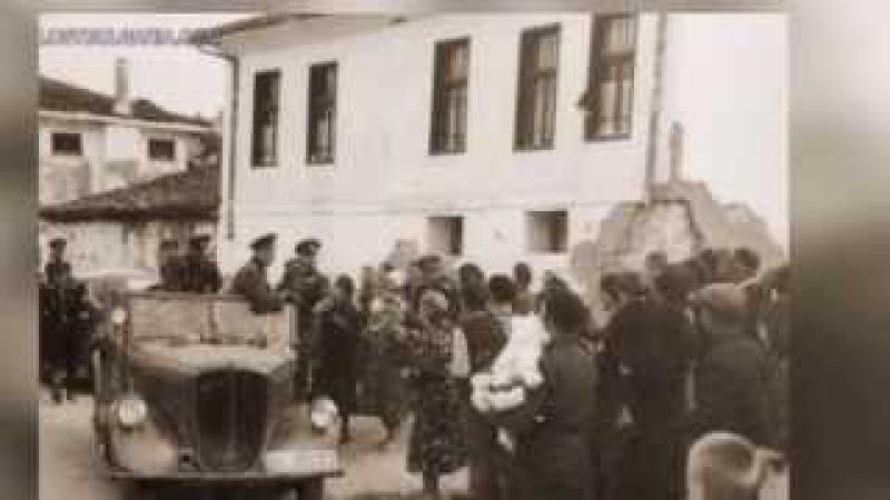 Съдбата на Македония 1941 - 1944