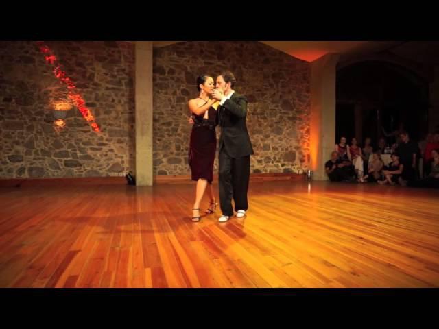 Michelle joachim Tango Spirit 2013 Cinema Paradiso Morgado