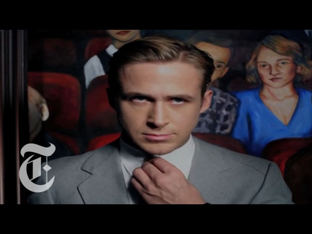 Ryan Gosling   Touch of Evil   The New York Times