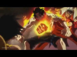 One Piece - Carnivore 3D2Y [AMV]
