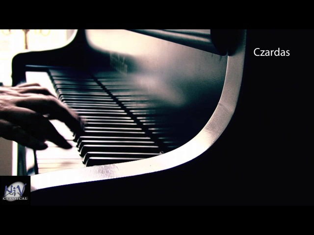 Czardas - Piano Transcription after Monti by Tzvi Erez
