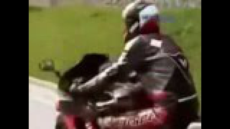 [ motosiklet kamerasından feci kaza ] TIKLA İZLE !