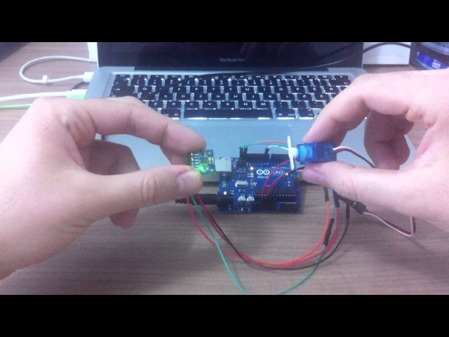 3 Axis Accelerometer GY-521 for arduino