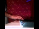 А может к черту Любовь Лобода cover piano
