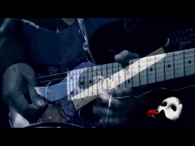 Phantom Of The Opera on Electric Guitar - Lindsey Stirling's arrangement