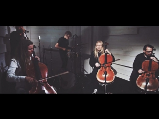 Apocalyptica - Cold Blood (acoustic live at Nova Stage - 4K)