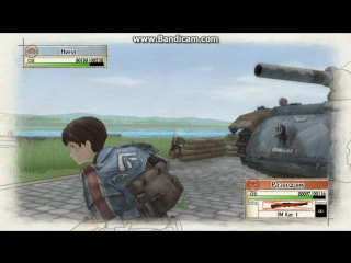 Valkyria Chronicles Gameplay [part 2]