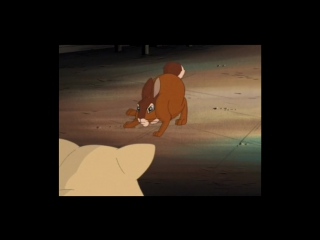 Watership Down s1e6 1999-2001 (Rus VO)