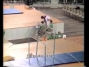 Петля Корбут - запрещённый элемент в спортивной гимнастике.