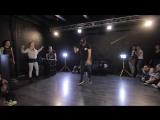 Судейский выход - Jeka Killa | Myway Groove. Part Dancehall |