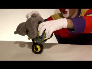 Маша и Медведь. Мотоцикл. Учим английский. Клоун Дима.