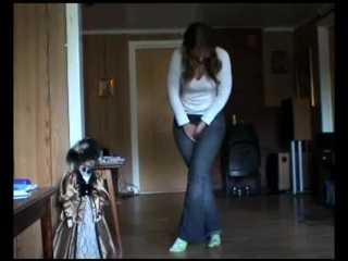 Videos of snuppa peeing her pants