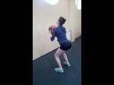 тренируем мышцы ног и попы