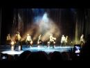 шоу под дождем «Между мной и тобой» от Санкт-Петербургского театра танца «Искушение