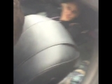 September 18: New fan taken video of Justin leaving his hotel in Amsterdam, Netherlands.