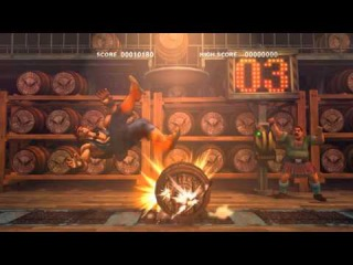 Super Street Fighter IV PC 2010 Gameplay