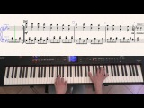 Louane - Avenir (piano cover &amp tutorial partition)