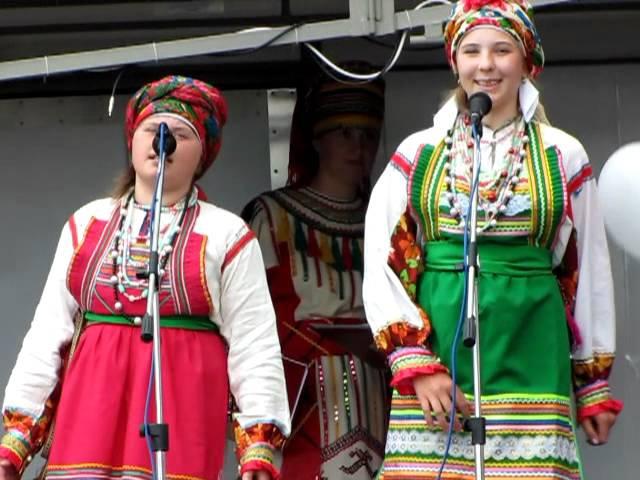 Песня на мордовском