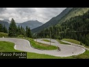Passo Pordoi Arabba - Cycling Inspiration Education