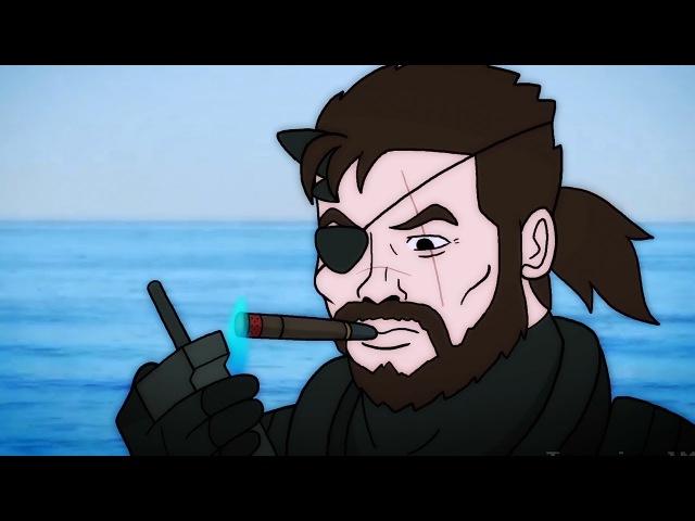 Metal Gear Solid V - A Brief Summary