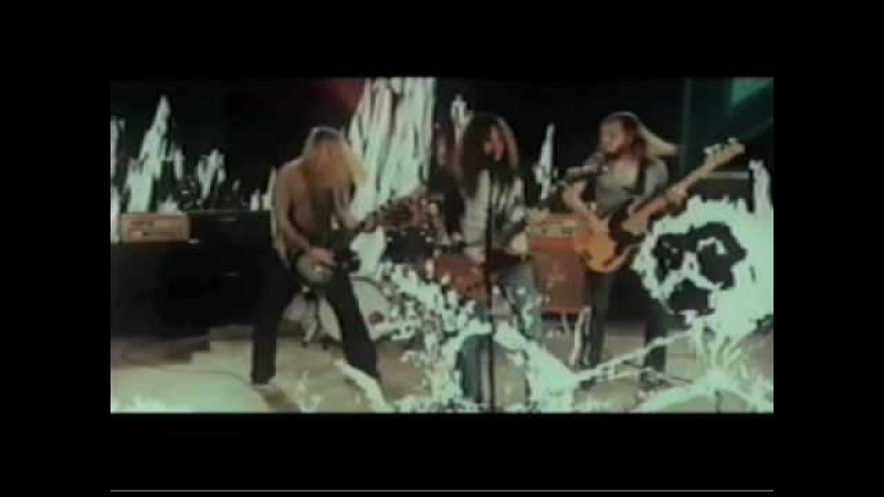 The Sword How Heavy This Axe OFFICIAL VIDEO