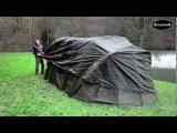 ANACONDA Arena XXL Complete_Aufbauanleitung / Tutorial eines gigantischen, 7,30m langen Zeltes