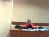 Судьи РФ - мошенники и преступники!  СУДЬЯ СБЕЖАЛ ИЗ ЗАЛА СУДА