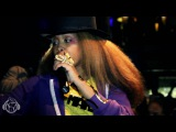 HIP-HOP.com Erykah Badu DJ set ANKH MARKETING YAKFILMS