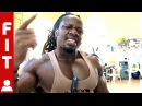 HOW GIANTS TRAIN - Bulking with Ulisses Jr Roger Snipes