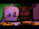 Minecraft Мультики - 5 ночей с фредди (Майнкрафт Анимация)