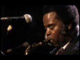Maceo Parker plays Marvin Gaye