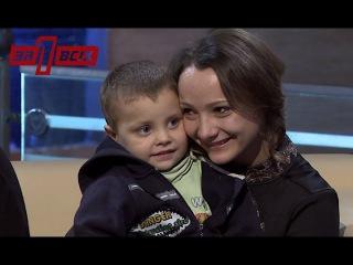 Мать оставила дочь 16 лет назад - Часть 2 - Один за всех / Один за всіх - Выпуск 75 -  28.12.2014