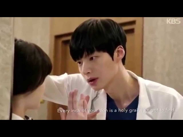 Blood (Korean Drama) Love me like you do by Ellie Goulding AhnGoo Couple❤️