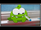 Om Nom Cartoons - Om-Nom, Are You SICK? (full episode 5) Cut the Rope Game Stories for Kids