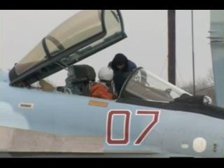 Самолеты нового поколения Су-35С поднялись в небо на Дальнем Востоке