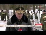 Соревнования снайперов прошли в Ленинградской области