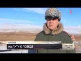 Мастера «танкового биатлона» соревнуются в Бурятии