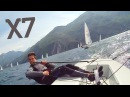 ACTIONPRO X7 - Laser Sailing Lake Garda | Wecamz