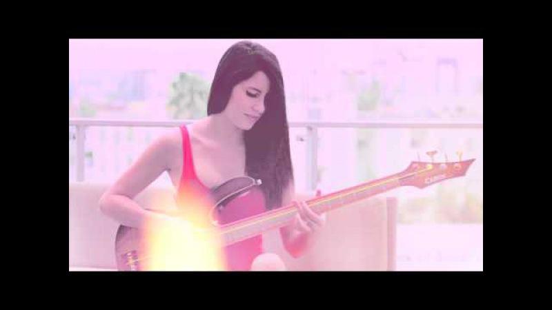 Shape of My Heart - Sting Bass Arrangement by Anna Sentina