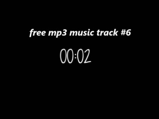 free mp3 music track #6