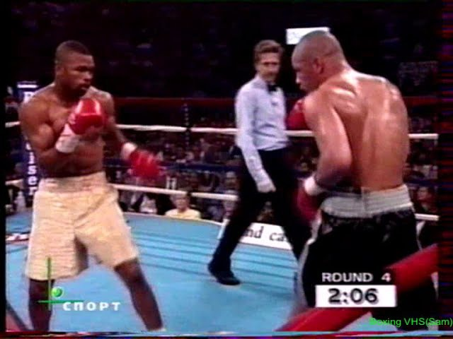 Roy Jones Jr Virgil Hil Вл Гендлин ст lРой Джонс Вирджил Хилл