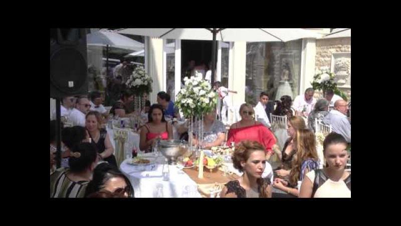 Nou 2015 Cea mai tare Nunta Crestina din Romania HD = Ronaldo si Daria nunta Bobi Arad 01