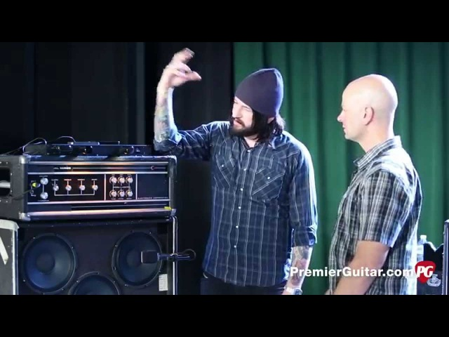 Rig Rundown - Death From Above 1979's Jesse Keeler