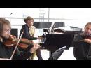 Франц Шуберт, Квинтет «Форель» Op.114 (IV. Allegro vivace) 14.10.2015 Мариинка-2 Фойе Стравинского